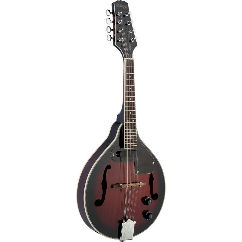 El. ak. mandolina Stagg M50 E Redburst