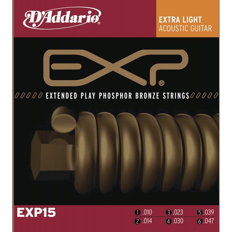 D'Addario EXP15 .010