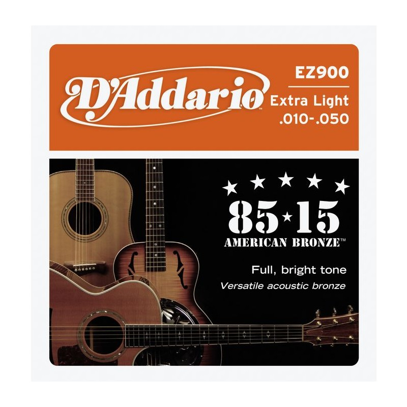 D'Addario EZ900 .010