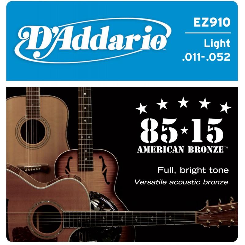 D'Addario EZ910 .011