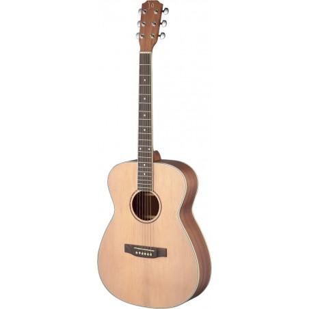 Ak. gitara kairiarankiams James ASY-ALH
