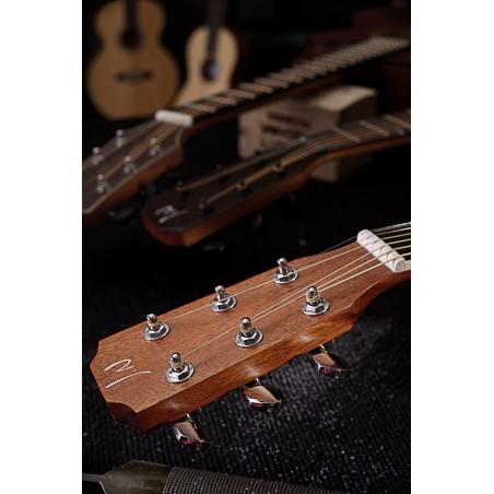 E/A gitara kairiarankiams James ASY-DCE LH