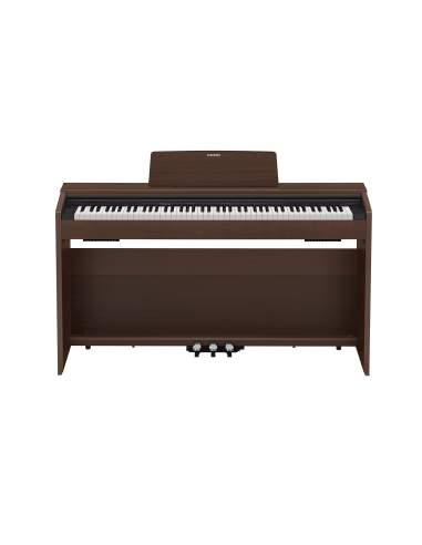 Skaitmeninis pianinas PX-870 Privia Series Casio (rudas)