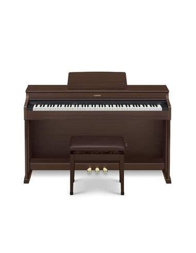 Skaitmeninis pianinas AP-470 Celviano Series Casio (rudas)