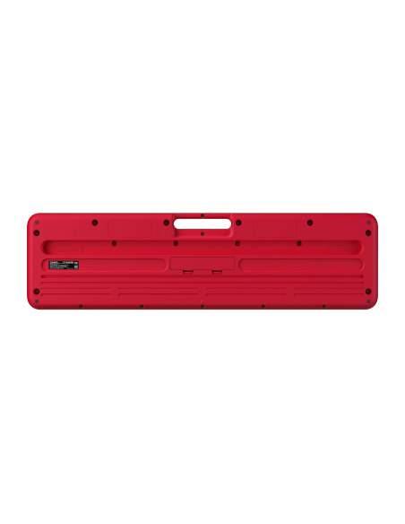 Sintezatorius CT-S200 Casiotone Series Casio, raudonas (su adapteriu)