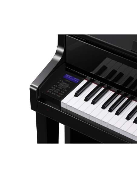 Skaitmeninis pianinas GP-510 Celviano Grand Hybrid Series Casio (juodas poliruotas)