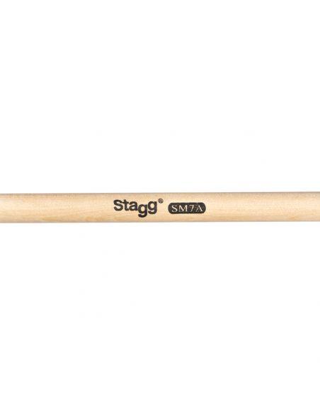 Būgnų lazdelės Stagg SM7A