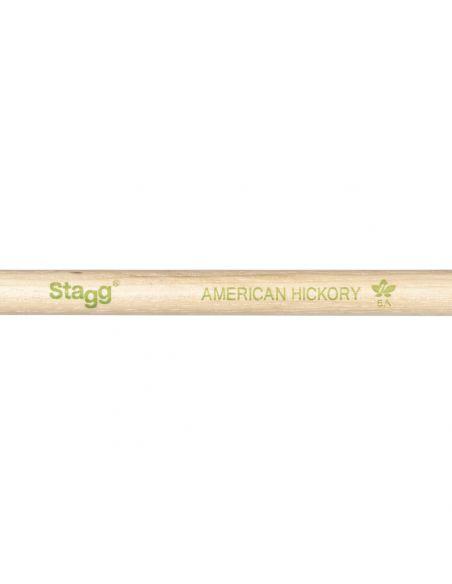 Būgnų lazdelės Stagg SHV5A
