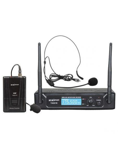 Mikrofonas su stotele (ant galvos) ZZIPP TXZZ113