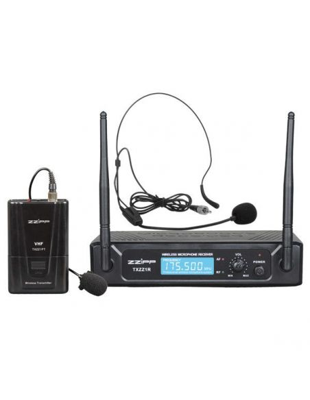 Mikrofonas su stotele (ant galvos) ZZIPP TXZZ112