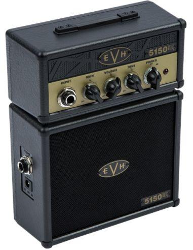 Mini stiprintuvas el. gitarai Fender EVH MICRO STACK EL34