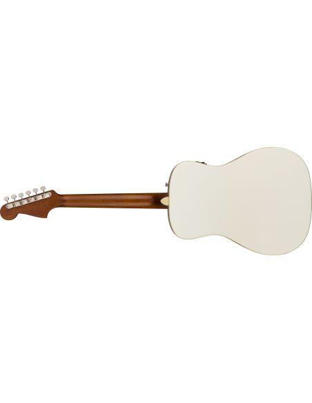 El. ak. gitara Fender Malibu Plyr, Arctic Gold WN
