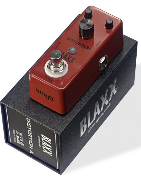 Pedal for electric guitar Stagg Blaxx BX-DIST A