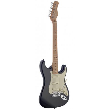 Elektrinė gitara Stagg SES50M-BK