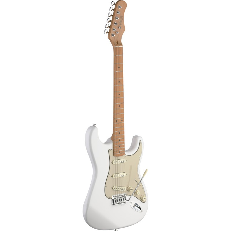 Electric guitar Stagg SES50M-CWH