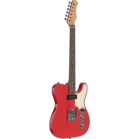 El. gitara Stagg SET-CST FRD