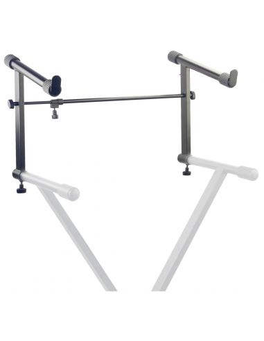 Extension brackets for keyboard stand Stagg KXS-AE