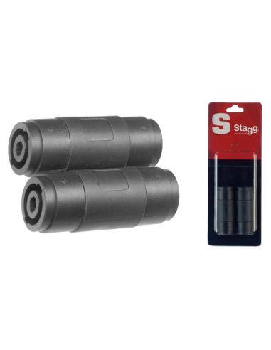 Speakon adapterių komplektas Stagg AC-SFSFH