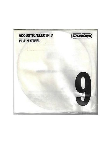 Styga akustinei/elektrinei Dunlop DPS09 0.09