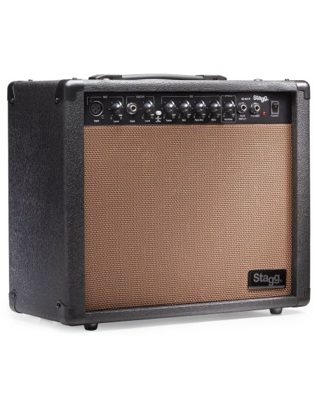 Acoustic amplifier reverb Stagg 40 AA R EU