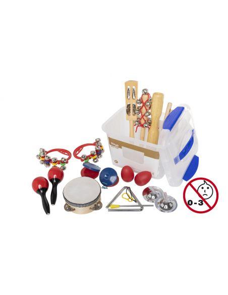 Children's percussion kit Stagg CPK-02