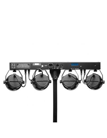 LED prožektorių komplektas Stagg SLB 4P34-41-3