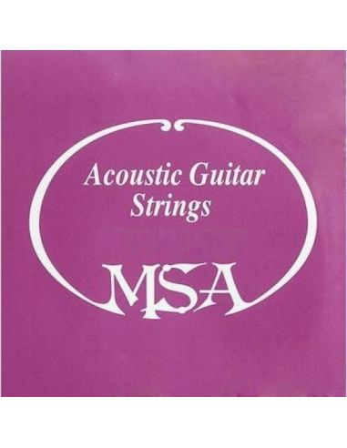 Strings for acoustic guitar MSA 367915 0.012-0.053