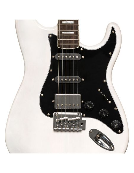 Elektrinė gitara Stagg SES-60 WHB