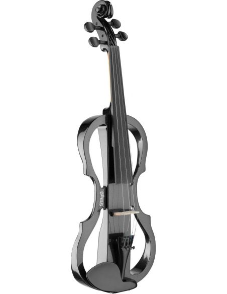 Electric violin set Stagg EVN X-4/4 MBK