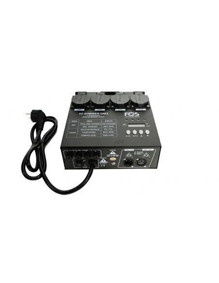 4 kanalų DMX dimmer pack FOS technologies L004661