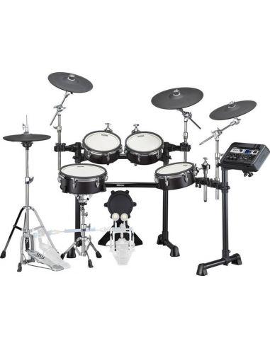 Skaitmeniniai būgnai Yamaha DTX8 K-X juodi