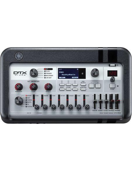 Skaitmeniniai būgnai Yamaha DTX10 K-M juodi