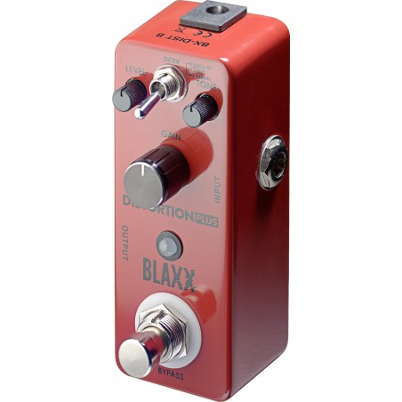 Pedal for electric guitar Stagg Blaxx BX-DIST B