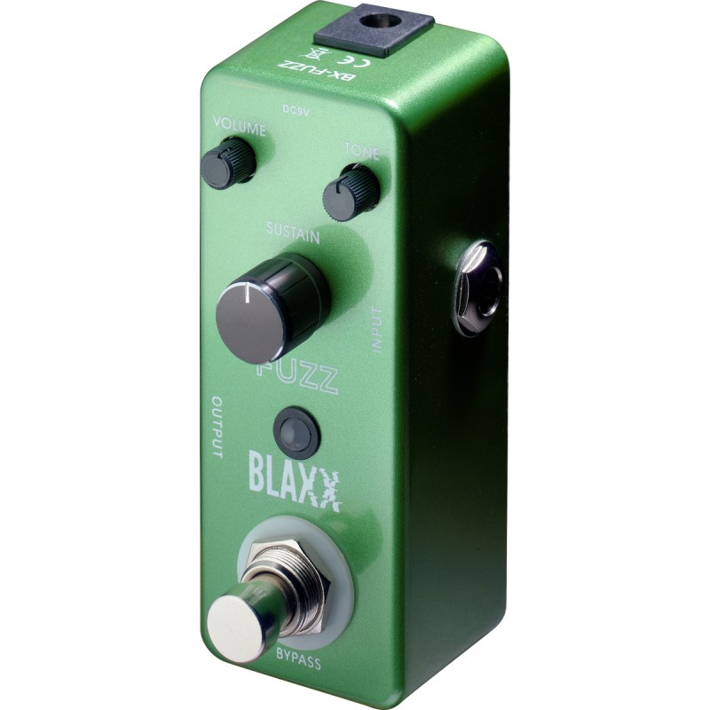 Pedal for electric guitar Stagg Blaxx BX-FUZZ