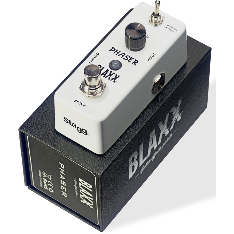 BLAXX PHASER MINI PEDAL