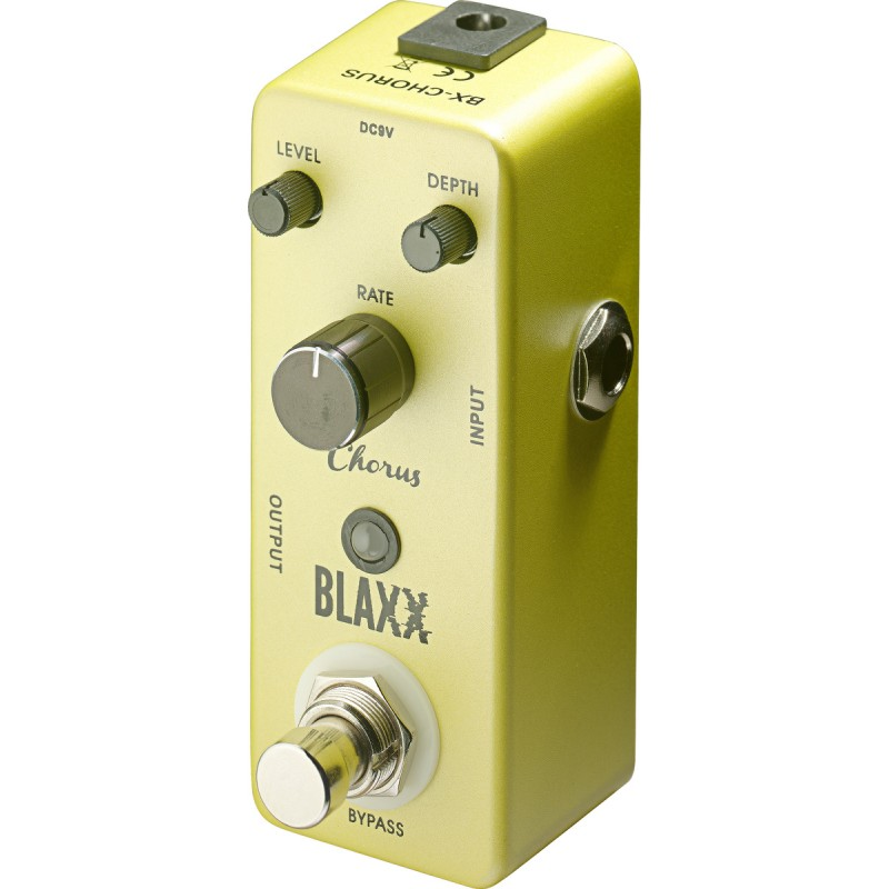 Pedal for electric guitar Stagg Blaxx BX-CHORUS