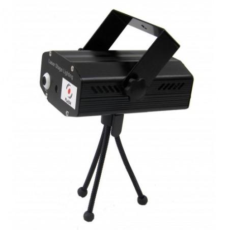 Mini lazeris RedGreen GOBO