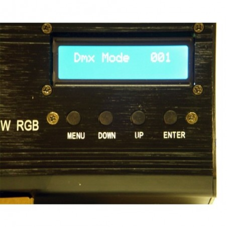 Lazeris RGB 1000mW 3D (SD kortele)