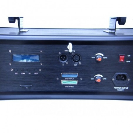 Lazeris RGB 2000mW ILDA DB  DMX
