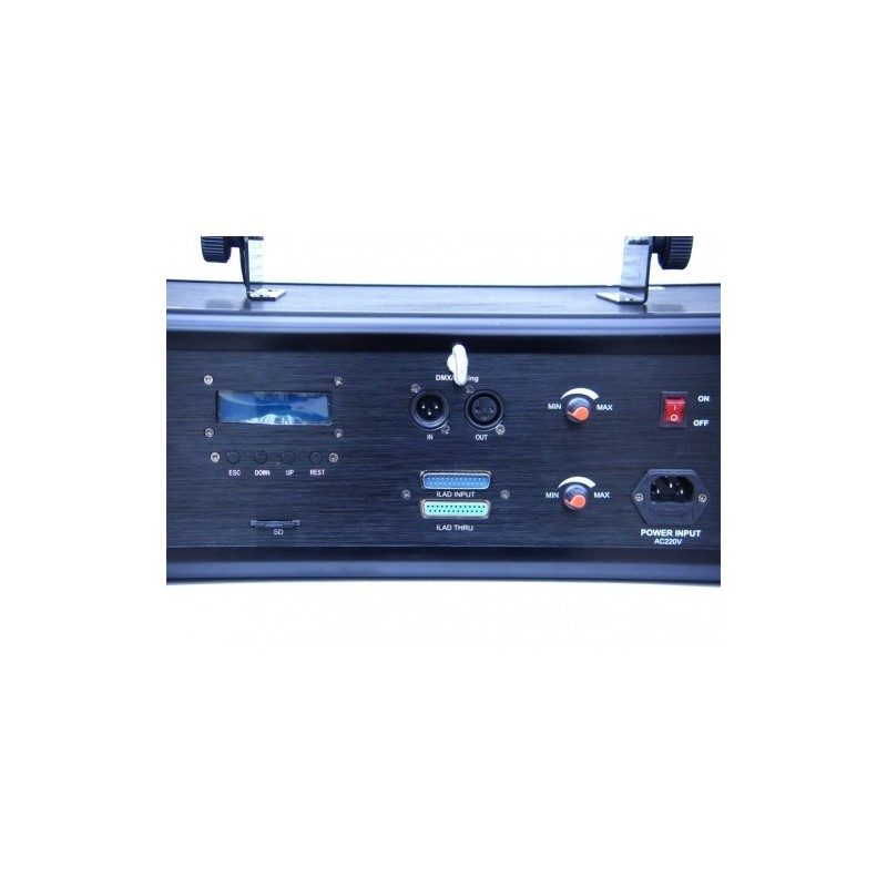 Lazeris RGB 5000mW ILDA DB  DMX
