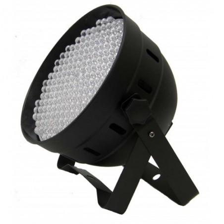 Prožektorius LED PAR 64 RGBW BK