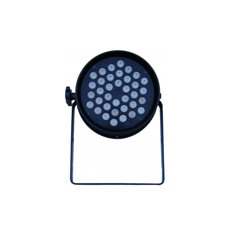 Prožektorius LED PAR 64 36x3W RGBW