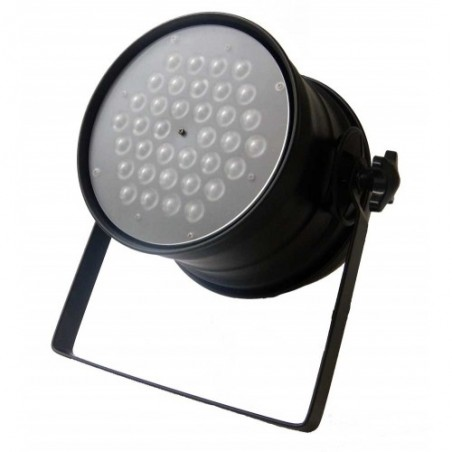 Prožektorius LED PAR 64 36x3W RGB  filtras