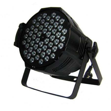 Prožektorius LED PAR 64 54x3W RGBW AL