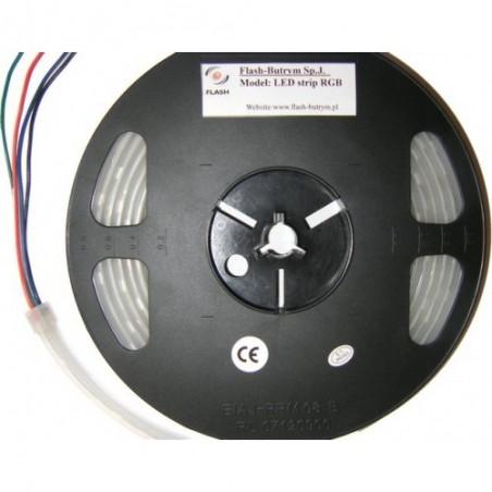 LED juosta RGB 5m 30x LED per 5m