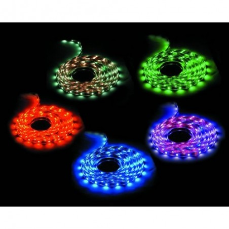LED juosta RGB 5m 60x LED per 5m