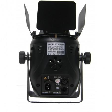 Prožektorius LED PAR 36 7x10W RGBW 4in1 IP65