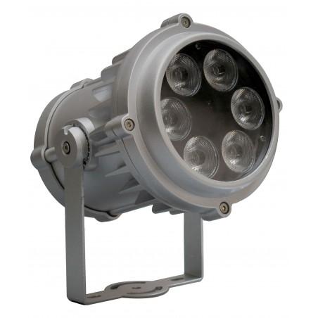 Prožektorius LED PAR 36 6x10W RGBW 4in1 IP65