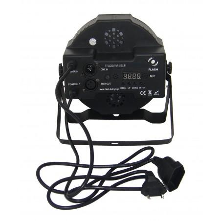 Prožektorius LED PAR 56 18x3W RGB RE