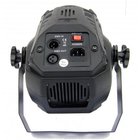 Prožektorius LED PAR 56 12x10W RGBW 4in1 ABS